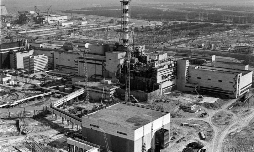 chernobyl documenti disastro