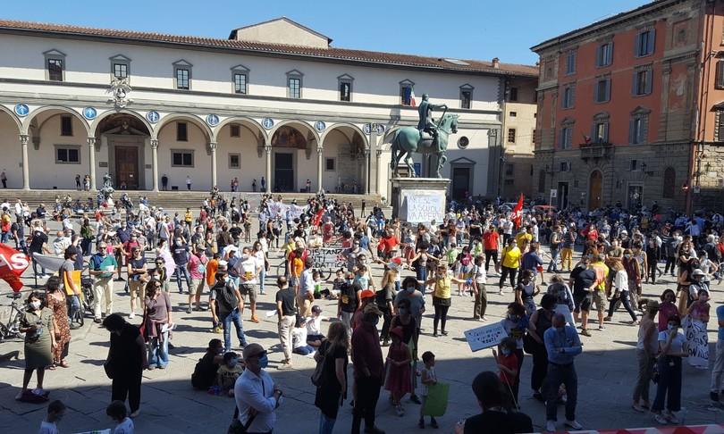 coronavirus scuola: piazza settembre