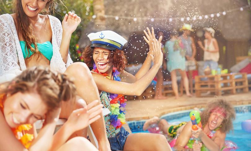 Coronavirus epidemia arkansas dopo festa in piscina