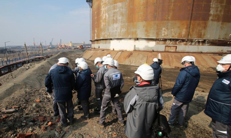 disastro ambientale minaccia artico russia putin