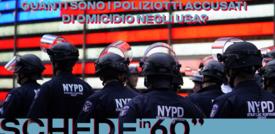 Quanti sono i poliziotti accusati di omicidio negli Stati Uniti