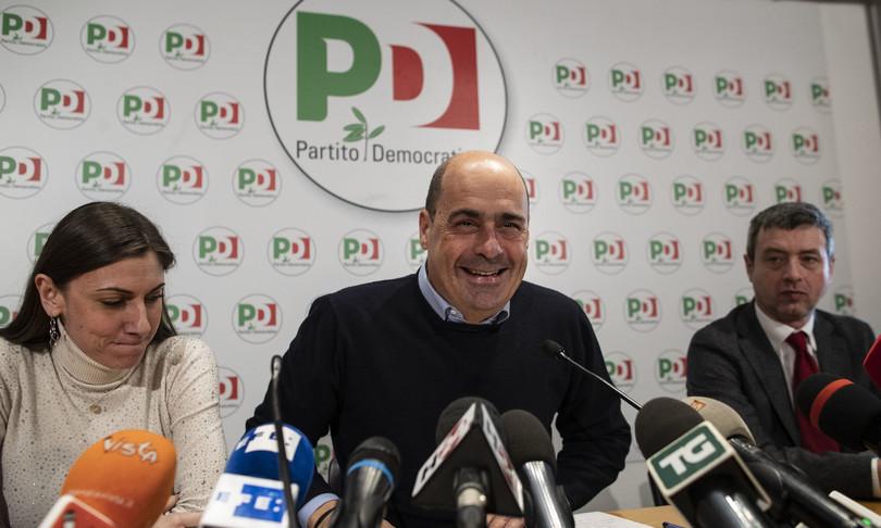 """Zingaretti: """"Dico sì alMessenza se e senza ma"""""""
