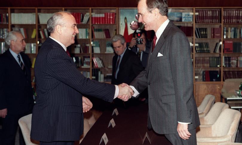 gorbaciov ostacolo contro riunificazione germania