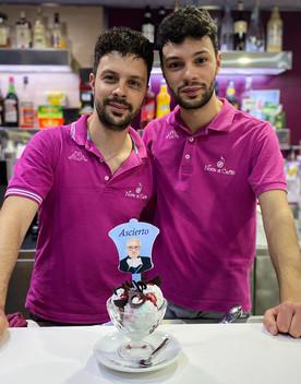"Nasce""Ascierto"", gelato dedicato a medico napoletano"