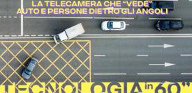 """La telecamera che """"vede"""" auto e persone dietro gli angoli"""