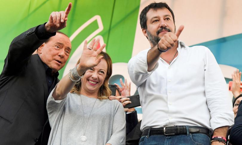 centrodestra candidati regionali