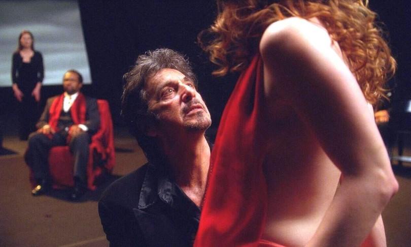 'Ndrangheta torta Al Pacino