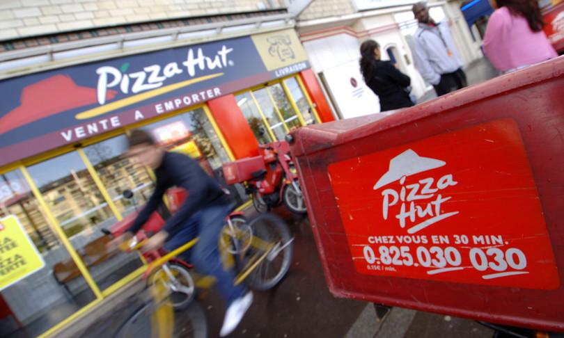 Chiude PizzaHut. Il colosso americano dichiara bancarotta
