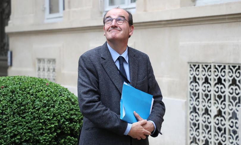 bufera governo francese macron philippe castex