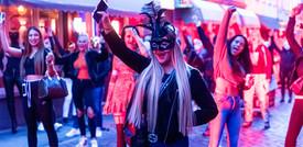 Le prostitute di Amburgo in piazza per chiedere la riapertura delle case chiuse