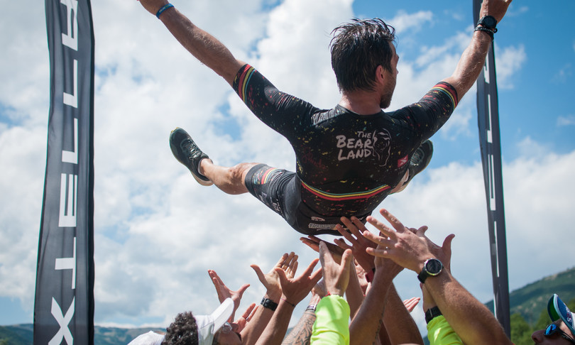 crosstriathlonemanuele iannarilli record mondo