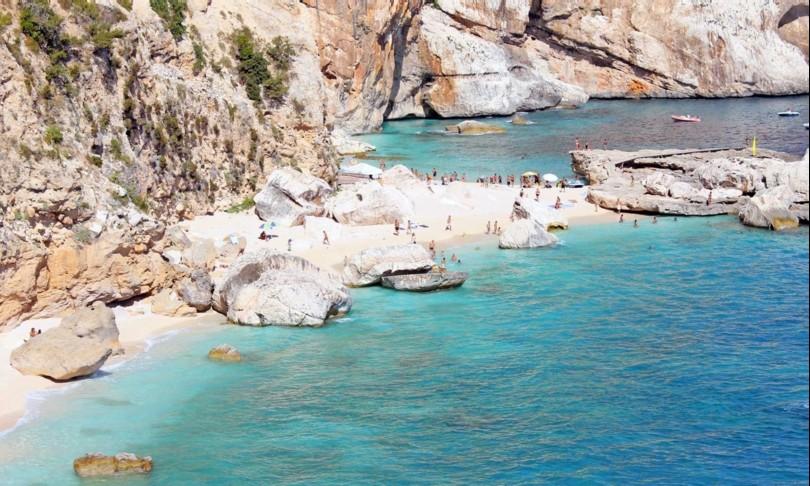 Spiagge SardegnaCala Mariolu Coronavirus
