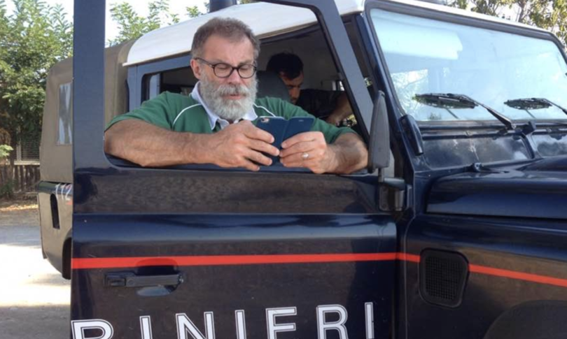 lettera camarca scandalo carabinieri piacenza