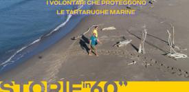 I volontari che proteggono le tartarughe marine