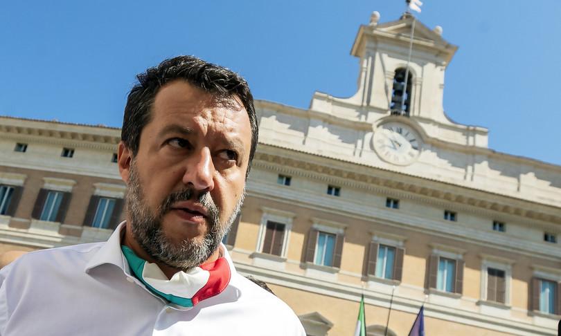 Salvini contrario obbligo vaccino