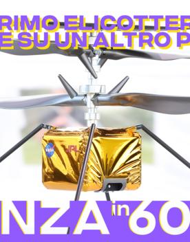 Il primo elicottero a volare su un altro pianeta
