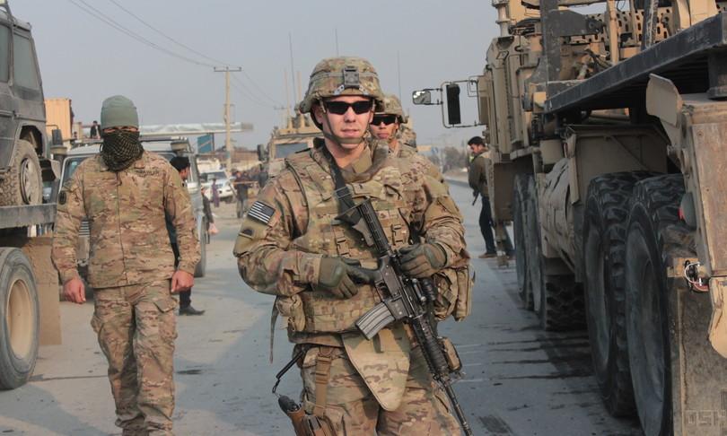 afghanistan soldati usa