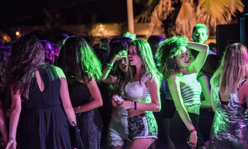 come funzionera serata covid free discoteca gallipoli