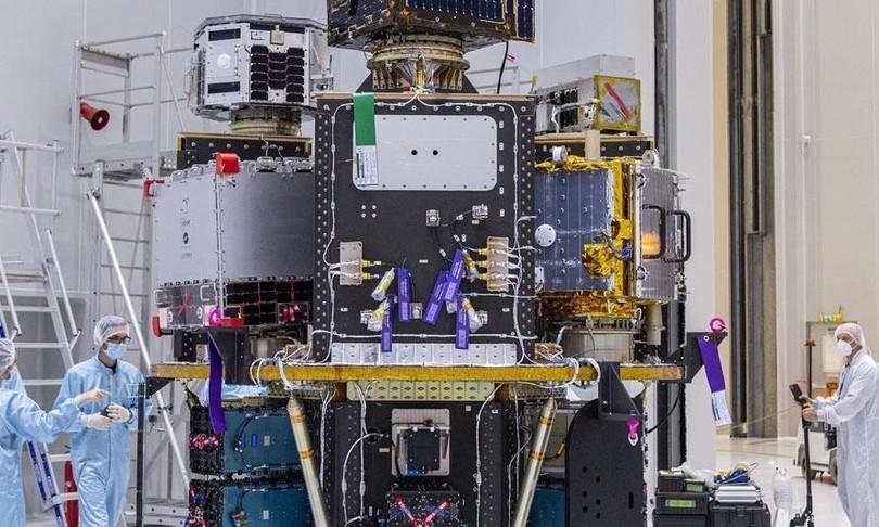 SpazioBercellamissione Vega ESA