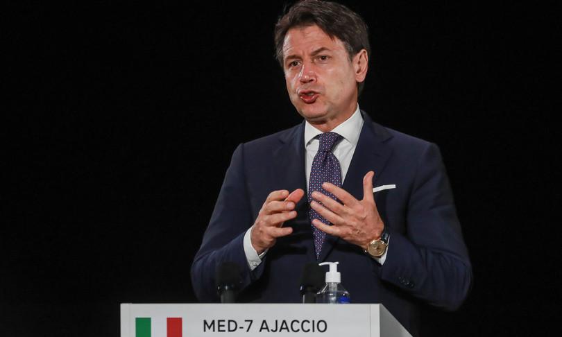 """""""L'Ue promuova un nuovo ordine nel Mediterraneo"""", dice Conte"""