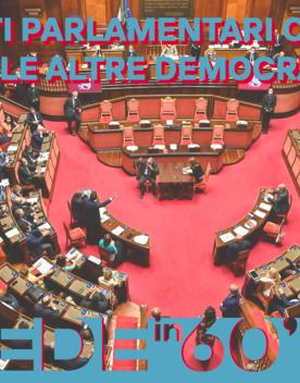 Quanti parlamentari ci sono nelle altre democrazie?