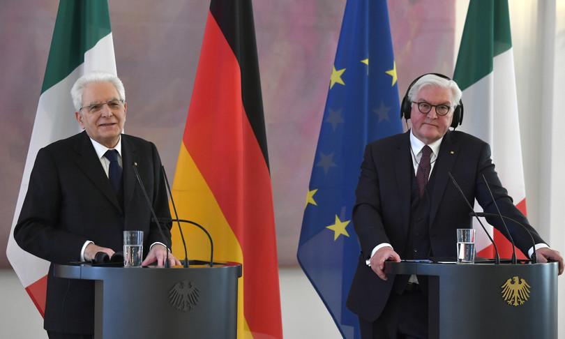 Mattarella e l'asse con Steinmeier per rafforzare la Ue e superare la crisi