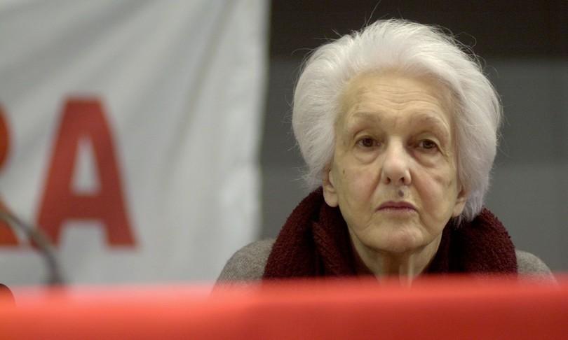 Rossana Rossanda addio fondatriceManifesto