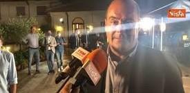 """Zingaretti: """"Assurdo che non si possaallearsi nei comuni, superare questa fase"""""""