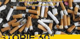 I mattoni fatti con i mozziconi di sigaretta riciclati