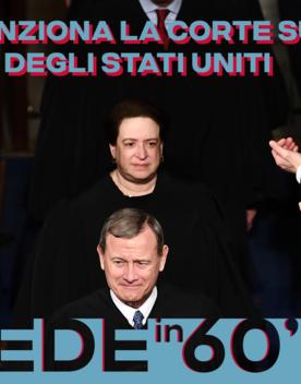 Come funziona la Corte Suprema degli Stati Uniti
