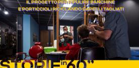 Il progetto per ripulire porticcioli riciclando capelli tagliati