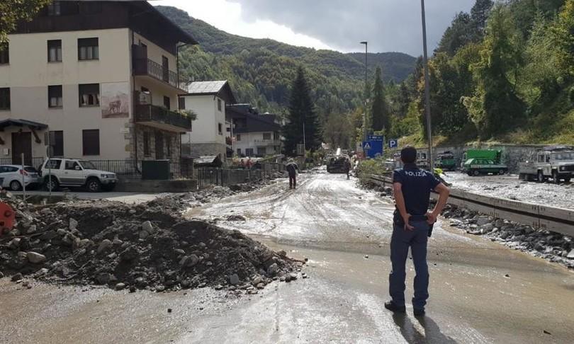 soccorsi francesi ignorano italiani intrappolati maltempo