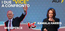 """Usa 2020. I due """"Vice"""" a confronto"""