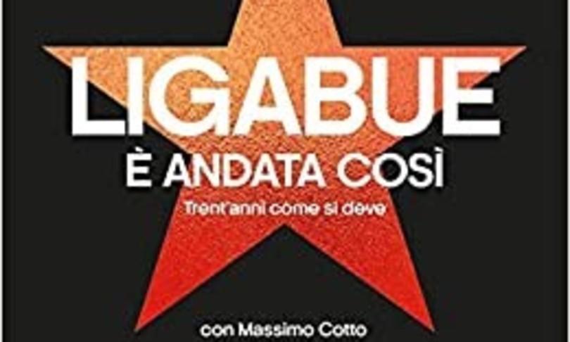 Ligabue scrive biografia intervista a cotto coautore libro