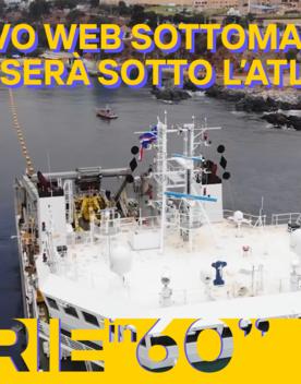 Il cavo web sottomarino che passerà sotto l'Atlantico