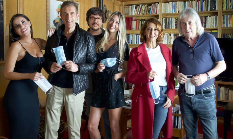 nuovo film vanzina lockdown italiana