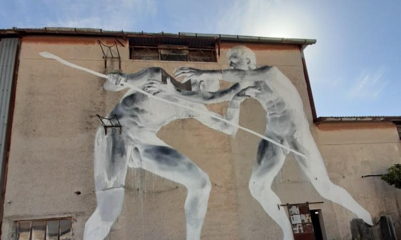 Arte Ragusa ex fabbrica di bitume museo