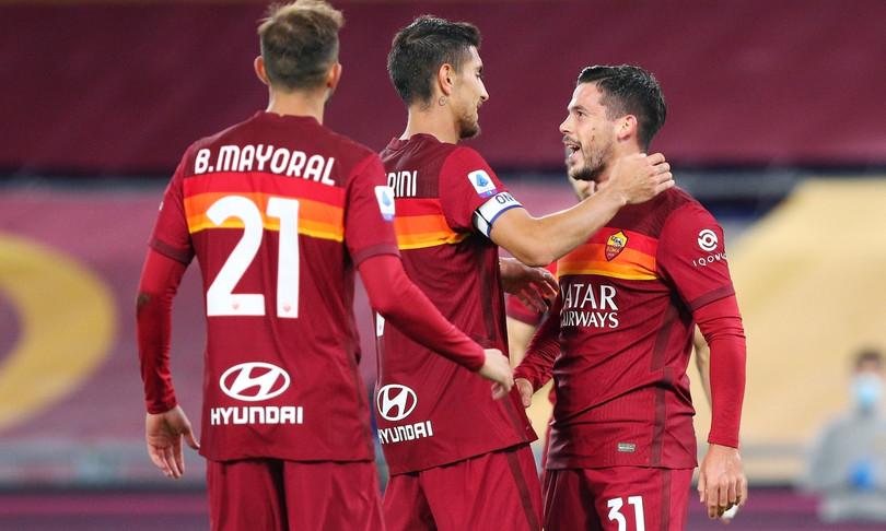 La Roma batte 5-2 il Benevento. Vittorie per Udinese, Sassuolo e Cagliari