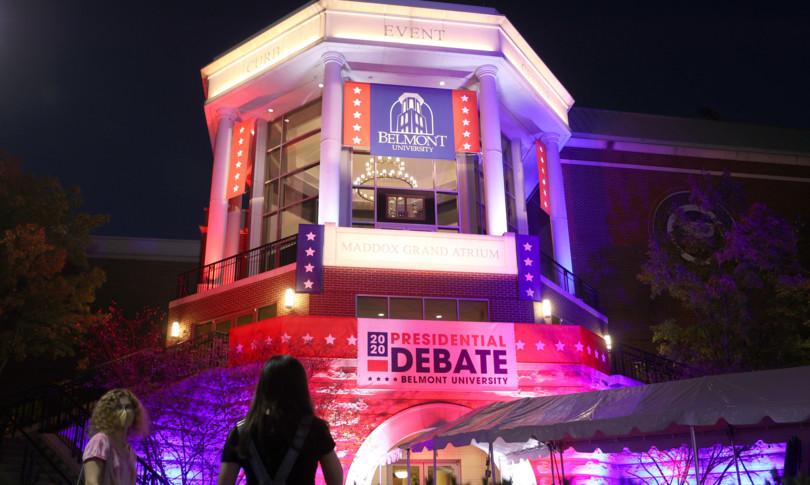 america 2020 dibattito nashville musica spade washington