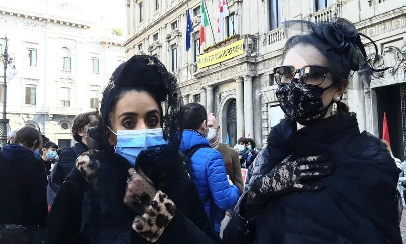 covid Milano concerto muto crisi spettacolo