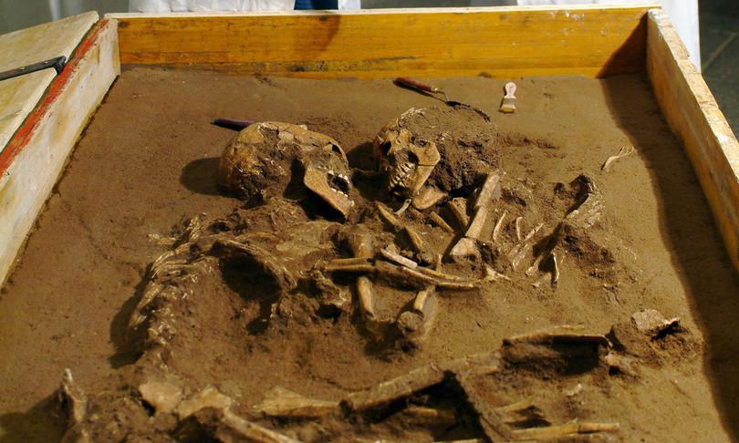 """Trovata in Germania la """"Signora di Bietikow"""", mummia di oltre 5 mila anni"""