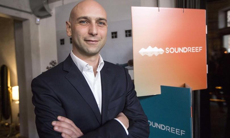 Musica: intervista Davide D'Atri, CEO Soundreef, autori sono venuti da noi
