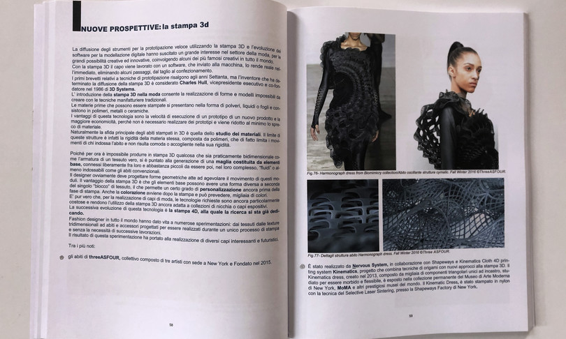 manuale produzione tessuti