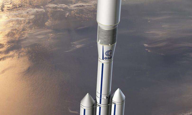 Il razzo europeo Vega è precipitato perché qualcuno ha invertito i cavi