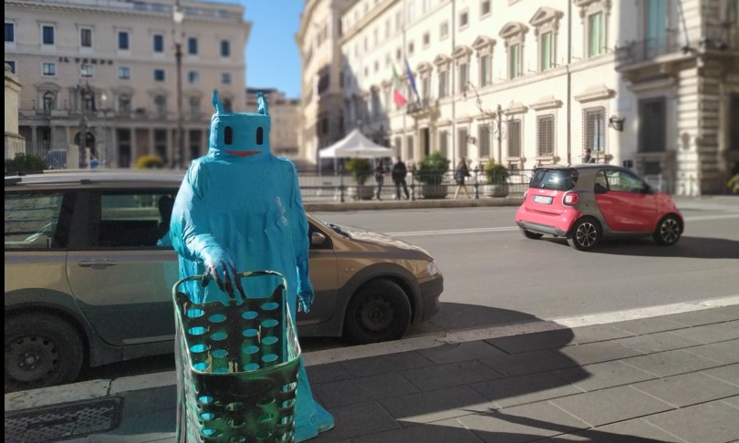 A Roma 'Riscarti', Festival riciclo creativo al tempoCovid
