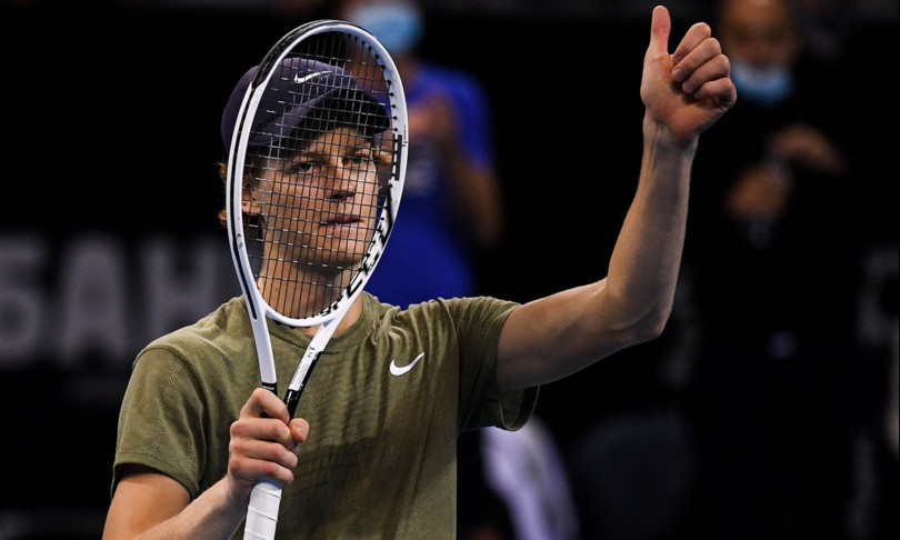 tennis italiano sinner fognini berrettini coppa davis 2021