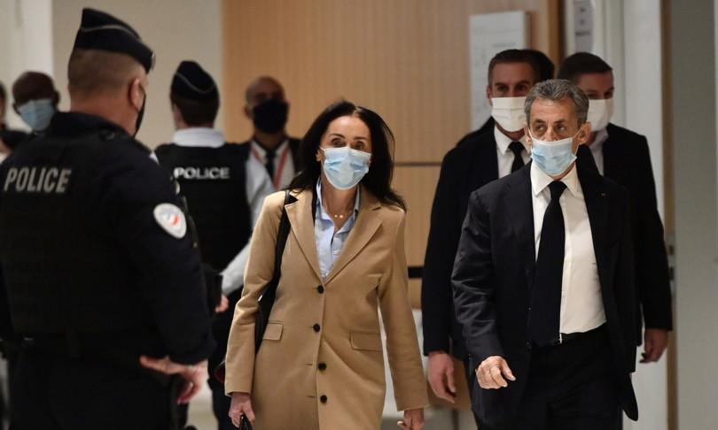 processo corruzione sarkozy francia