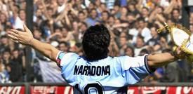Vita e miracoli di Diego Armando Maradona