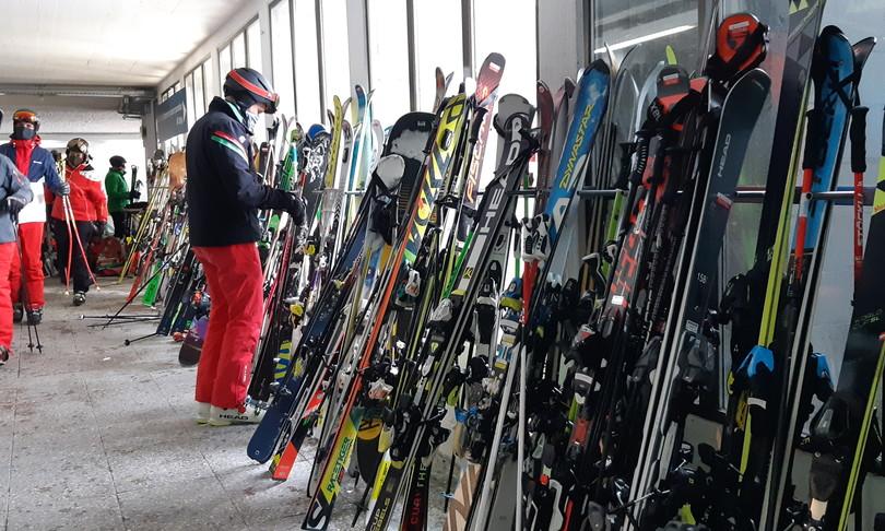 sciare svizzera controlli covid