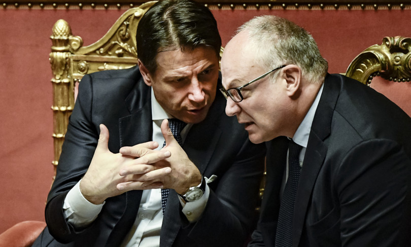 recovery fund tensioni governo